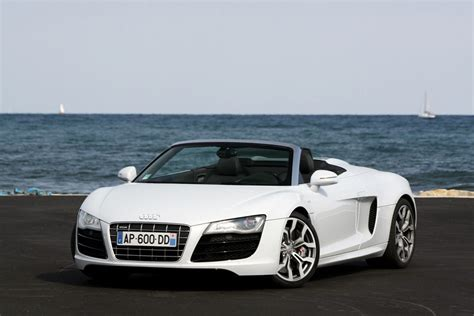 Audi R8 Poster by Poster Of Audi R8 Spider Hd Super Car Print Free Shipping