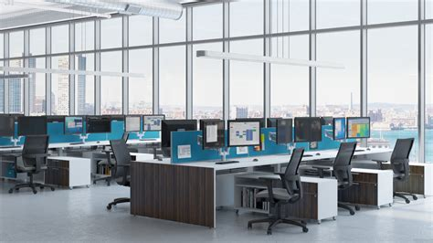 Office Furniture Rental Nyc Floor To Ceiling Glass Offices Glass Partitions And Glass