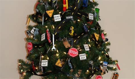 hot wheels starting christmas tree sweet sassy studio holy hotwheels it s a boys tree