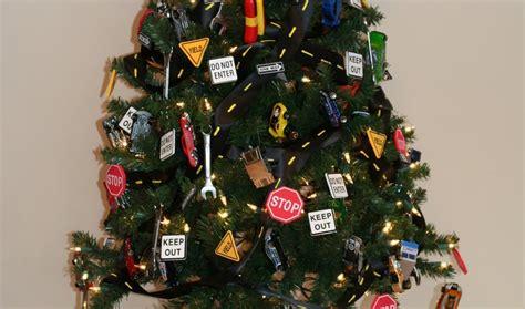 sweet sassy studio holy hotwheels   boys dream christmas tree
