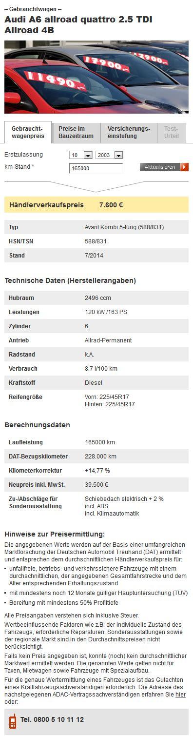 Adac Fahrzeugbewertung Kostenlos by Schwacke Liste Vs Kostenlos Alternativ Tools Autos