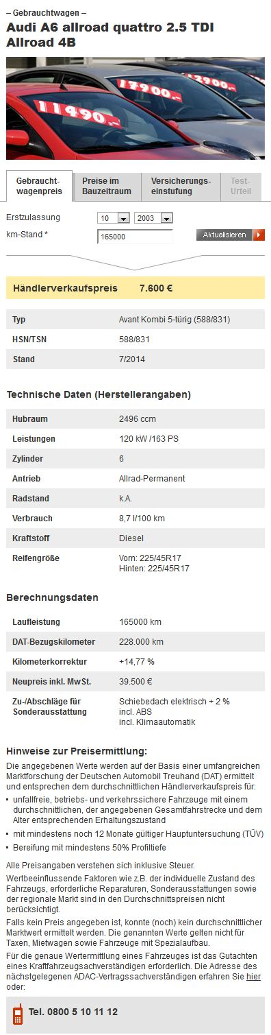 Schwackeliste Auto Adac by Schwacke Liste Vs Kostenlos Alternativ Tools Autos Blog