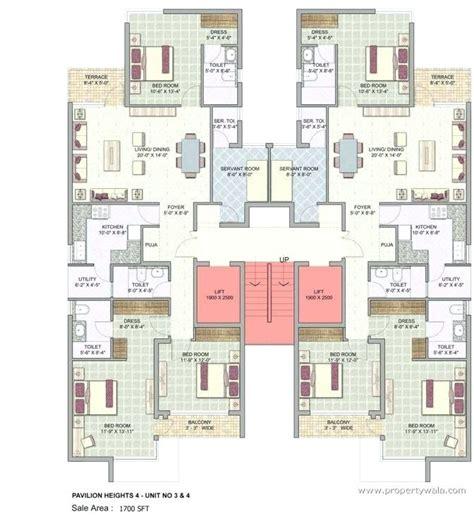 Unit House Plans by Multi Unit Apartment Building Plans Bestapartment