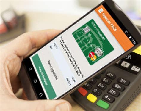 intesa telefono nuovo servizio di pagamenti da smartphone per intesa