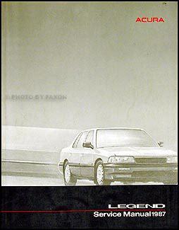 car repair manuals online free 1989 acura legend spare parts catalogs 1987 acura legend sedan repair shop manual original