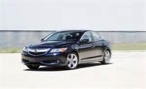 Acura Ilx 2 4 L Car And Driver