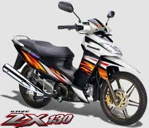 Gigi Rasio Susun Megapro Mega Pro Gear Ratio Transmisi Transmissi spesifikasi kawasaki zx 130 r 2010