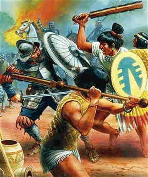 imagenes aztecas vs españoles hern 225 n cort 233 s el conquistador del imperio azteca