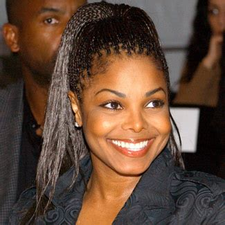 janet jackson braids celebrities with braids handaculture