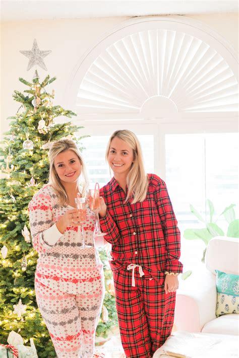 holiday pajama party rhyme reason