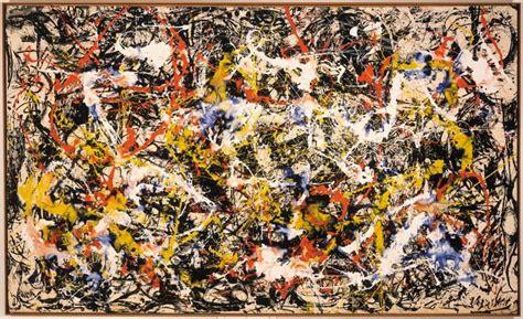 Convergence  Jackson Pollock