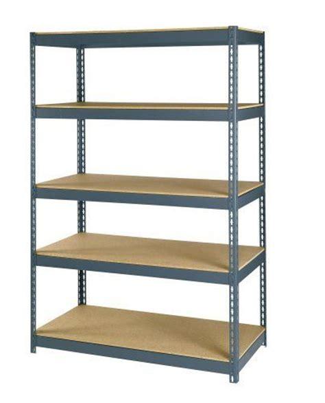 Heavy Duty Rack Shelf by Best 25 Heavy Duty Shelving Ideas On Heavy