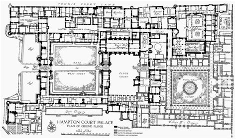 hton court palace floor plan the best 28 images of st palace floor plan consorting