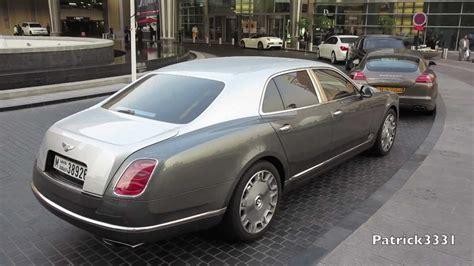 Bentley Mulsanne 2013 two tone   YouTube