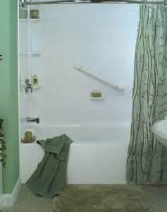 Bath And Shower Inserts Smartbath Company Of South Florida Acrylic Tub And