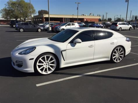 porsche panamera turbo custom 12 porsche panamera turbo 22 quot custom wheels maxcare