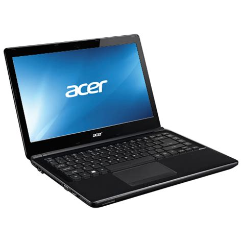 Laptop Acer One 14 Series acer aspire e1 series 14 quot laptop black amd e1 2500