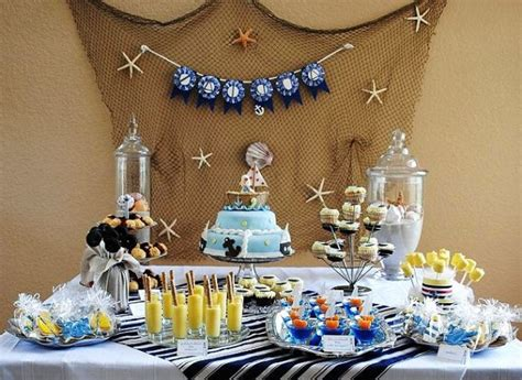 Baby Shower The Sea Theme by Baby Shower The Sea Decorations Prom