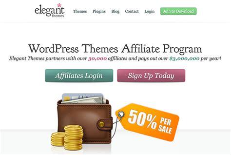 ephoto premium wordpress theme elegant themes best wordpress affiliate programs for affiliate marketers