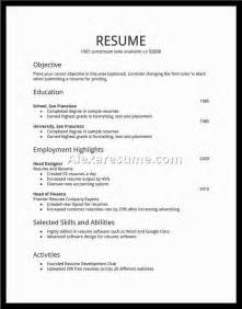 Really Good Resume Examples good simple recipes best simple resume examples very sample resume