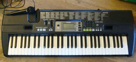 Keyboard Casio Ctk 710 casio ctk 710 keyboard with microphone price reduced nex tech classifieds