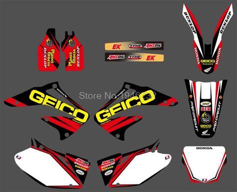 Buy Wholesale Honda Decal Kit - buy wholesale crf450 graphics kit from china crf450