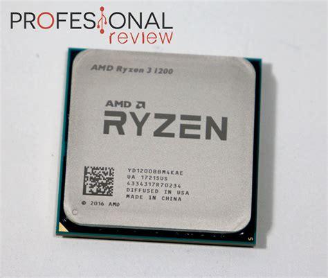 Amd Ryzen 3 1200 Box 3 1ghz Up To 3 4ghz Cache 10 Mb amd ryzen 3 1200 review en espa 241 ol an 225 lisis completo