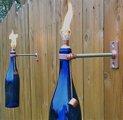 backyard torches lanterns 16 decorative handmade outdoor lighting designs style motivation