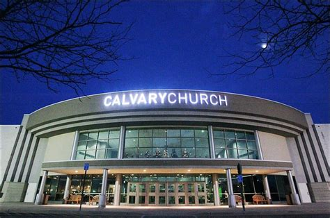 calvary church maumee