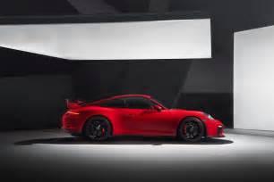 Porsche 911 Gt3 The New 2018 Porsche 911 Gt3