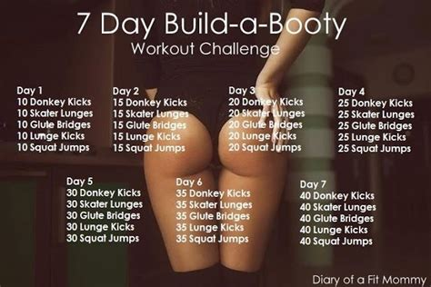 get a new challenge 7 day build a weekly workout challenge human
