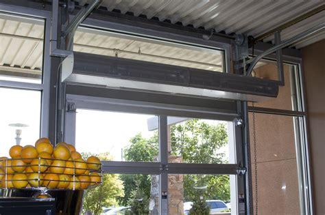 air for car doors architectural low profile 8 air curtain series berner