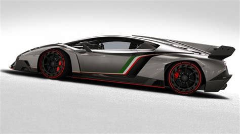 Lamborghini Car Design Lamborghini Veneno Car Design