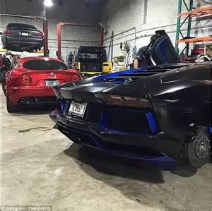 Lamborghini 100k Yoenis Cespedes Spends 100k Customizing Lamborghini