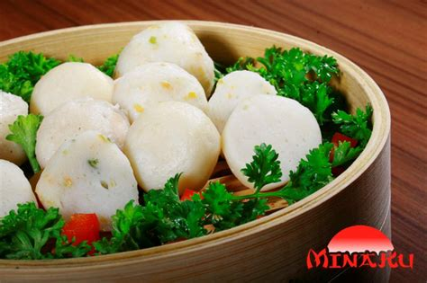 fish shrimp squid ball  added productsindonesia fish