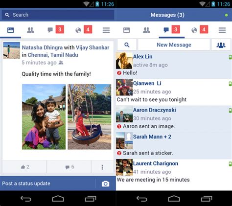 facebook lite facebook quietly launches a lite app for android users