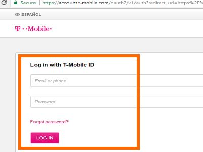 t mobile log in how to login to t mobile account fishkaida