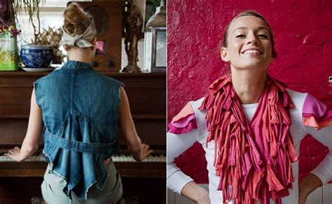 Clothing Upcycle - upcycle old clothes 24 ideas how to reuse t shirts and blouses