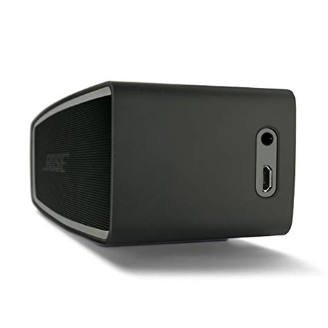 Speaker Bose Malaysia Bose Soundlink Mini Bluetooth Speaker Ii Black Silver 11street Malaysia Speakers
