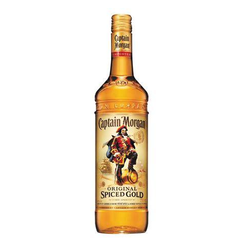captain gold rum captain spiced gold spirit aperitif 1 x 750ml