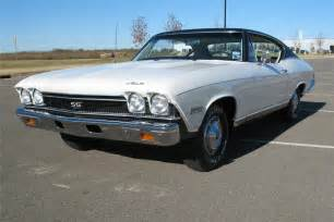 1968 chevrolet chevelle ss 396 coupe 81268