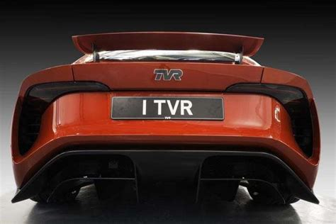 tvr official website new tvr griffith gets official geeky gadgets