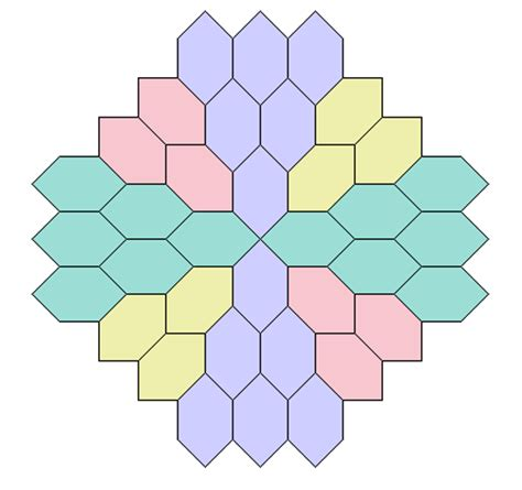 printable tessellations hexagon pictures to pin on hexagon tessellation these are the colors i am going to