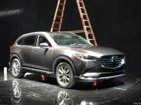 all new 2016 mazda cx 9 in the flesh
