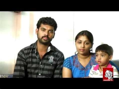 actor vimal son vimal interview ananda vikatan youtube