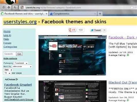 mudar layout youtube como mudar o design do facebook youtube