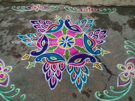 design muggulu videos new year 2016 welcome muggulu srilatha muggulu