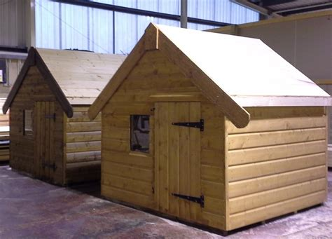 Sheds Fife by Wonderful Wooden Playhouses Timber Playhouses For