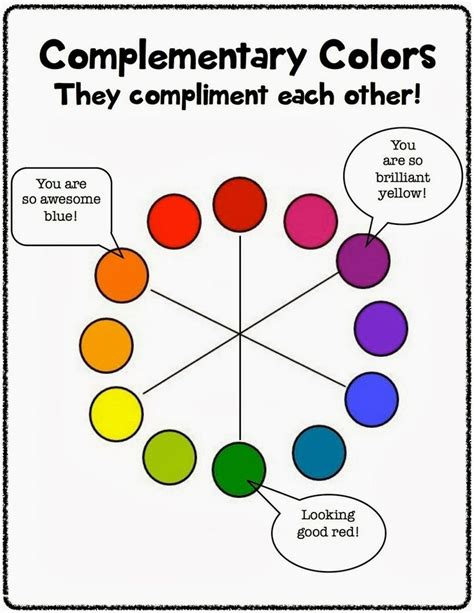 colour compliments 183 best images about color theory projects art class on