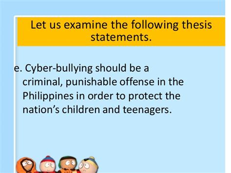 Siddhartha Thesis Statement by Bullying Essay Thesis Resume Template Easy Http Www